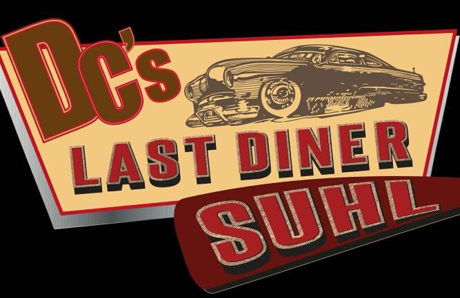 Logo von DC's Last Diner Suhl UG (haftungsbeschränkt)